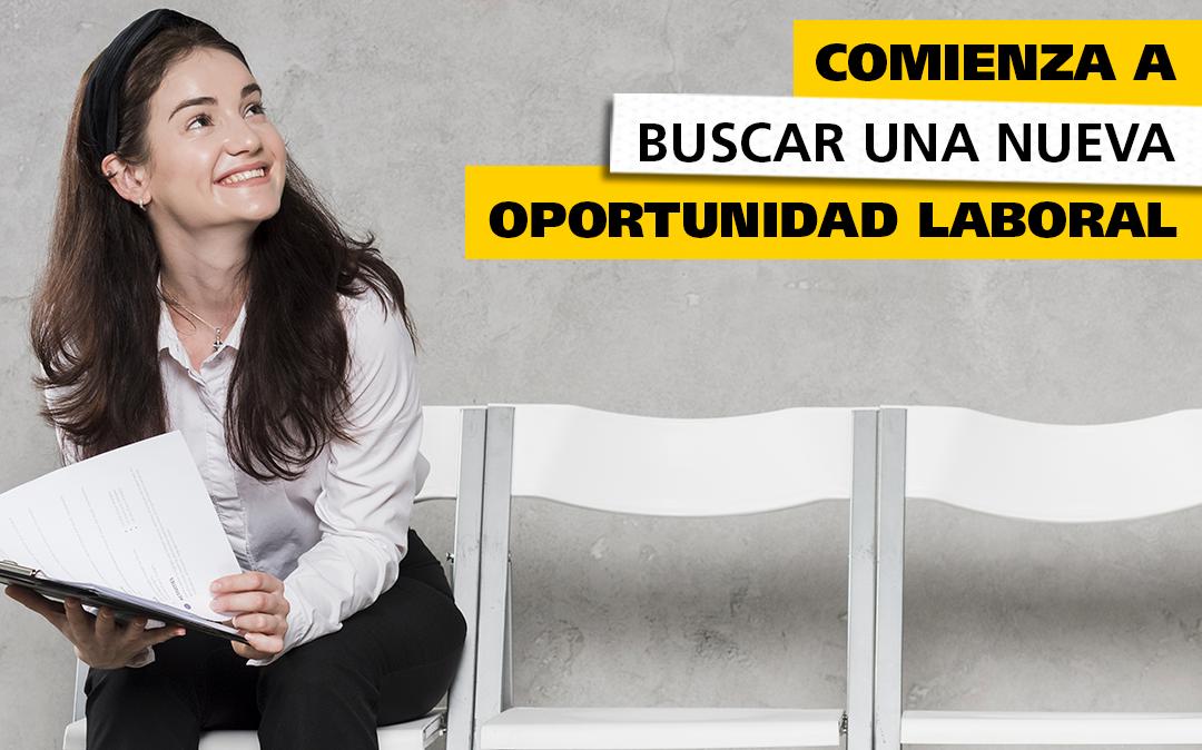 Buscar una Nueva Oportunidad Laboral, ahora si es fácil