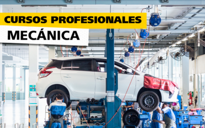 Cursos Profesionales Especializados en Mecánica