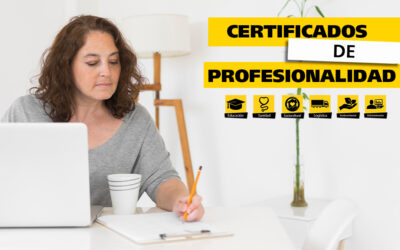 Certificados de Profesionalidad en Gala Formación
