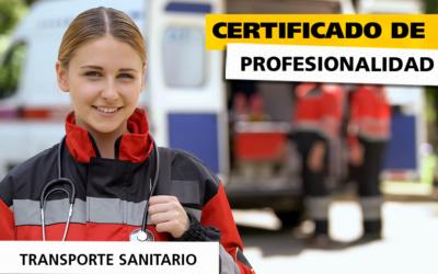Transporte Sanitario – Certificado de Profesionalidad
