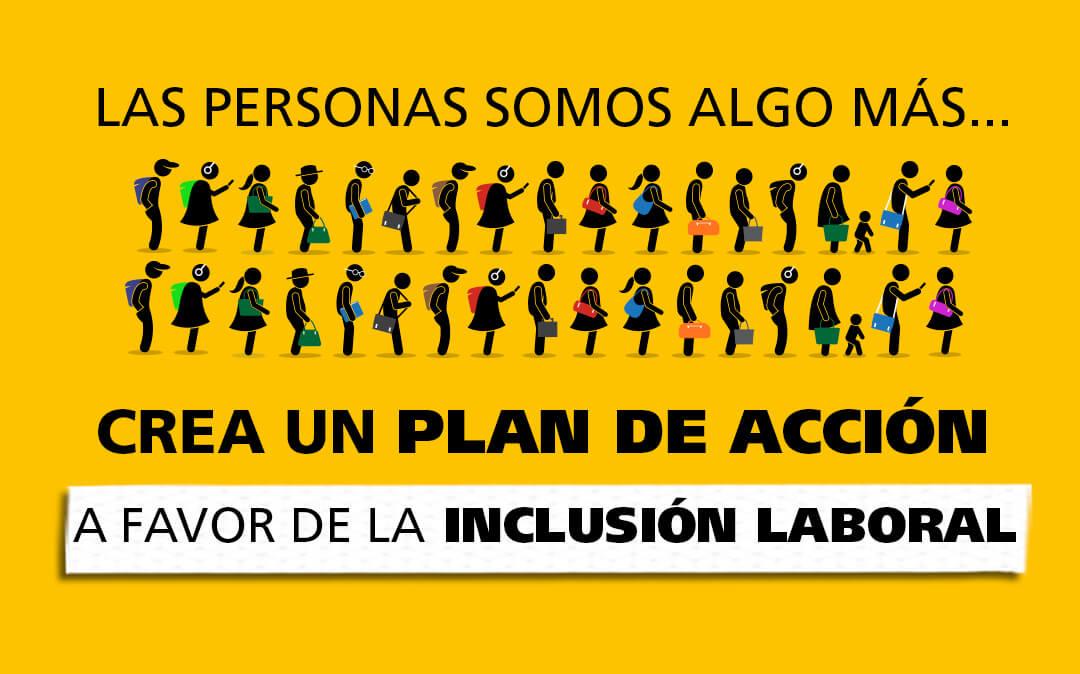 El nuevo mercado laboral: Desarrolla un plan de acción en contra de la exclusión social