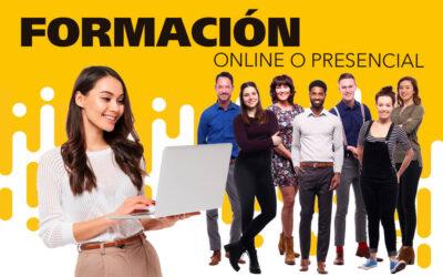 Formación Presencial y Online en Gala Formación